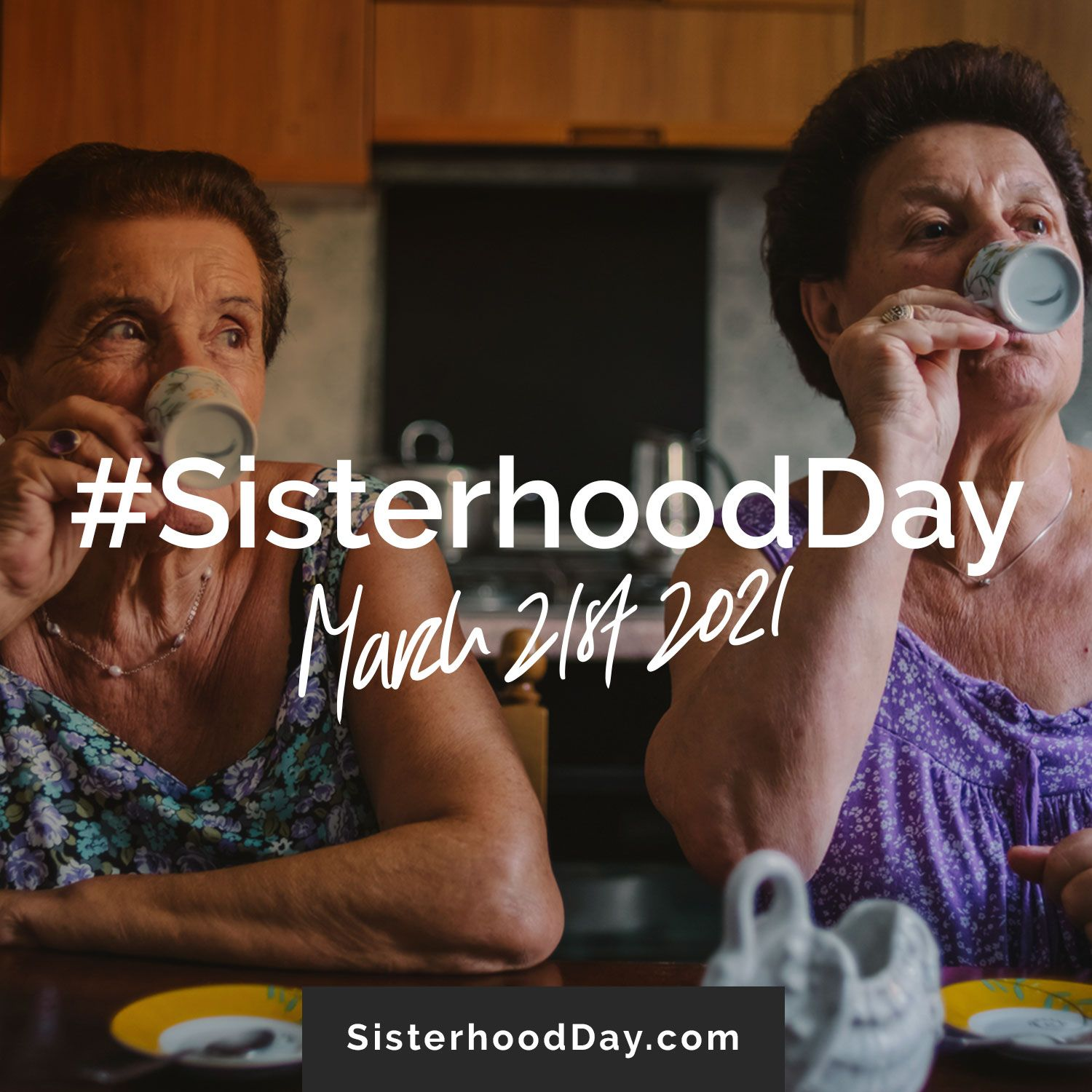 Pin on Global Sisterhood Day
