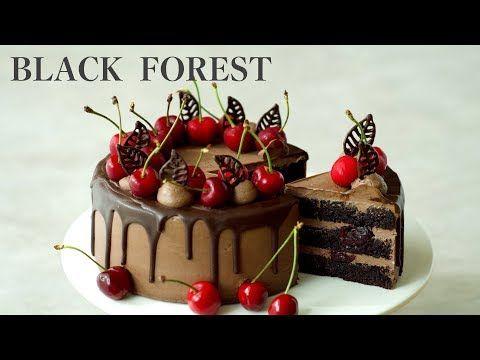 Black Forest/Forêt Noire/Cherry cake 체리케이크,블랙포레스트,포레누아 ...