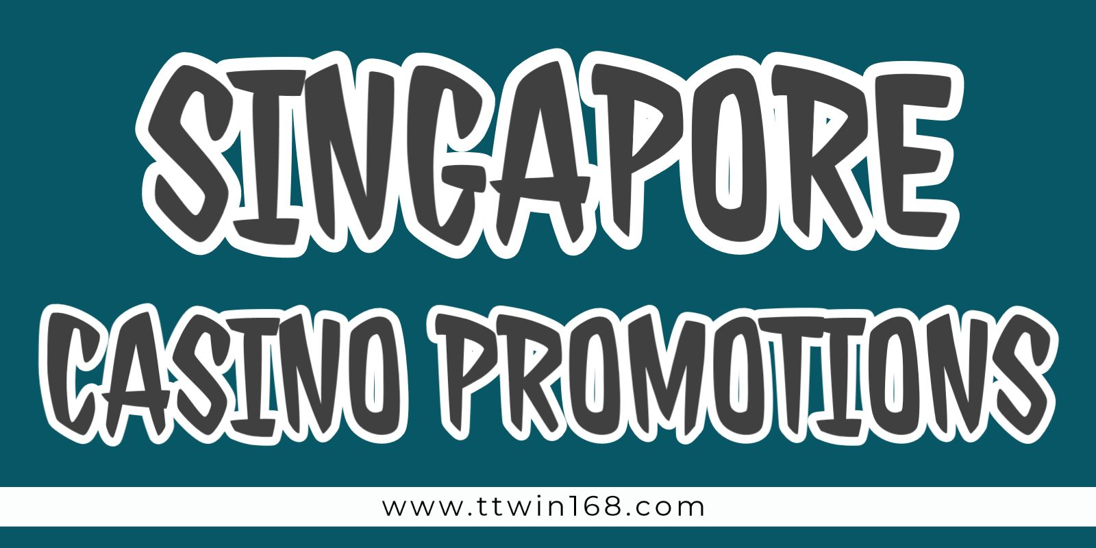Singapore Casino Promotions in 2020 Casino promotion