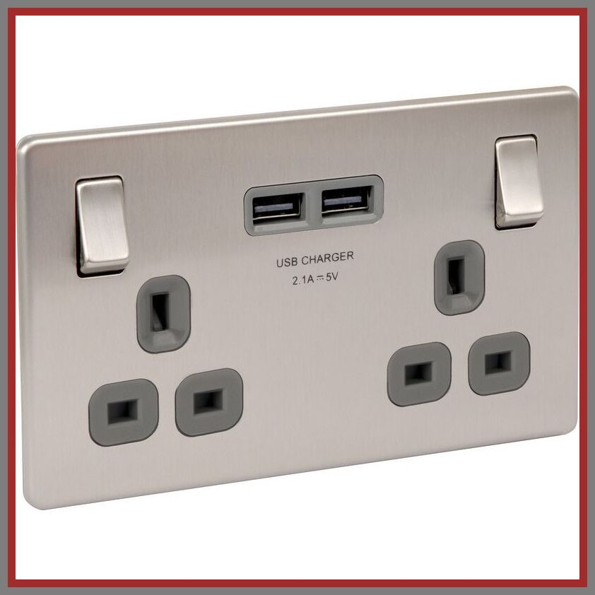 99 Reference Of Modern Light Switches And Sockets In 2020 Light Switches And Sockets Modern Light Switches Steel Lighting
