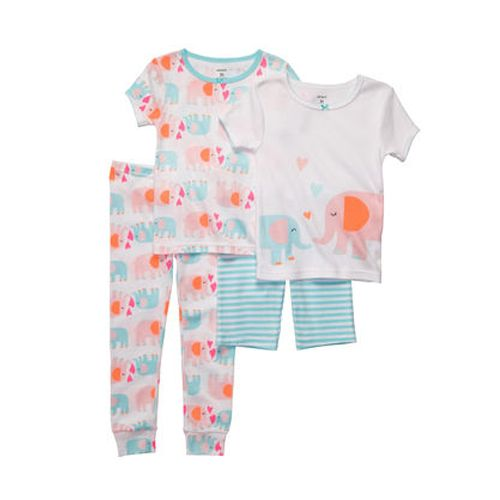اطفال ملابس ازياء موضه فاشن بجامات بنات كارترز ماركة بجامة كارترز ازياء كارترز متجر باتز ملابس اطفا Toddler Outfits Carters Baby Girl Kids Outfits
