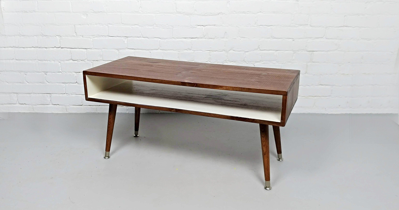 Scandinavian Mid Century Modern Coffee Table Etsy In 2020 Mid Century Modern Coffee Table Modern Coffee Tables Scandinavian Mid Century Modern