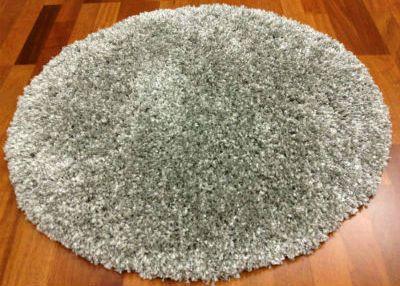 Runde Teppiche runde teppiche shaggy deluxe silber teppiche e