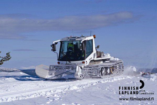 Kukastunturi. photo: Sauli Koski/ Ylläs Tourist Information. #filmlapland #arcticshooting #finlandlapland