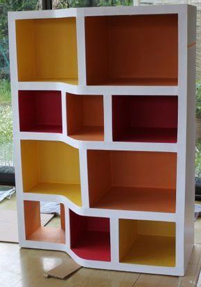 Meuble En Carton Pour Tablette Et Expo Sg Mobilier Carton Angers Mobilier De Salon Meubles En Carton Meuble En Carton