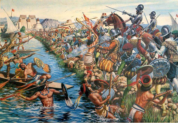 aztec violence