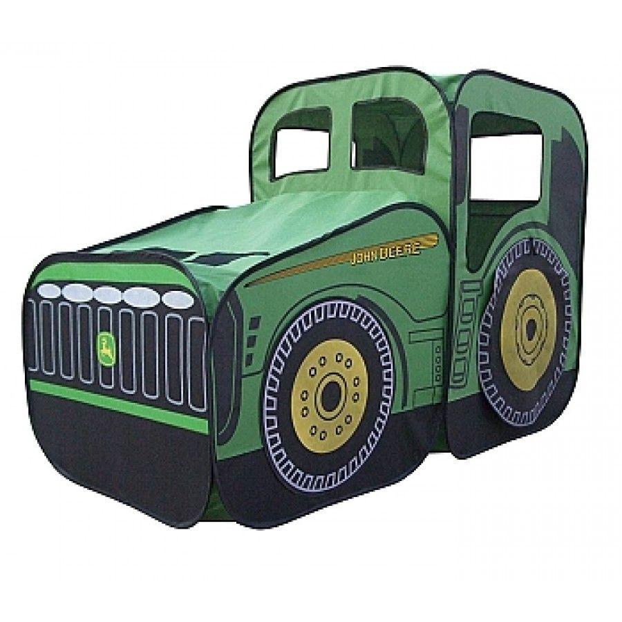 Babies · John Deere Tractor Play Tent ...  sc 1 st  Pinterest & John Deere Tractor Play Tent | RunGreen.com | John Deere ...