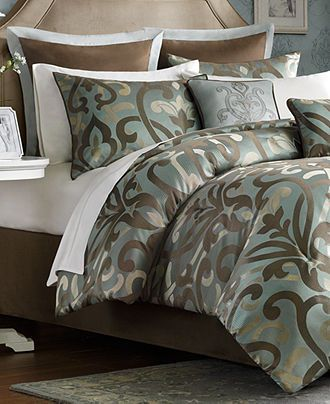 Camiella 24 Piece Comforter Set - Macy\'s. This might be my ...