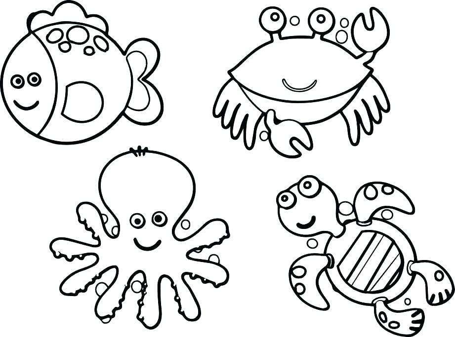 Free Printable Ocean Coloring Pages For Kids Ocean Coloring Pages, Animal  Coloring Pages, Monster Coloring Pages