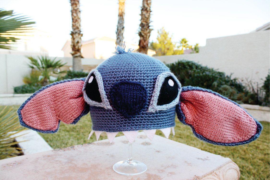 crochet stitch hat