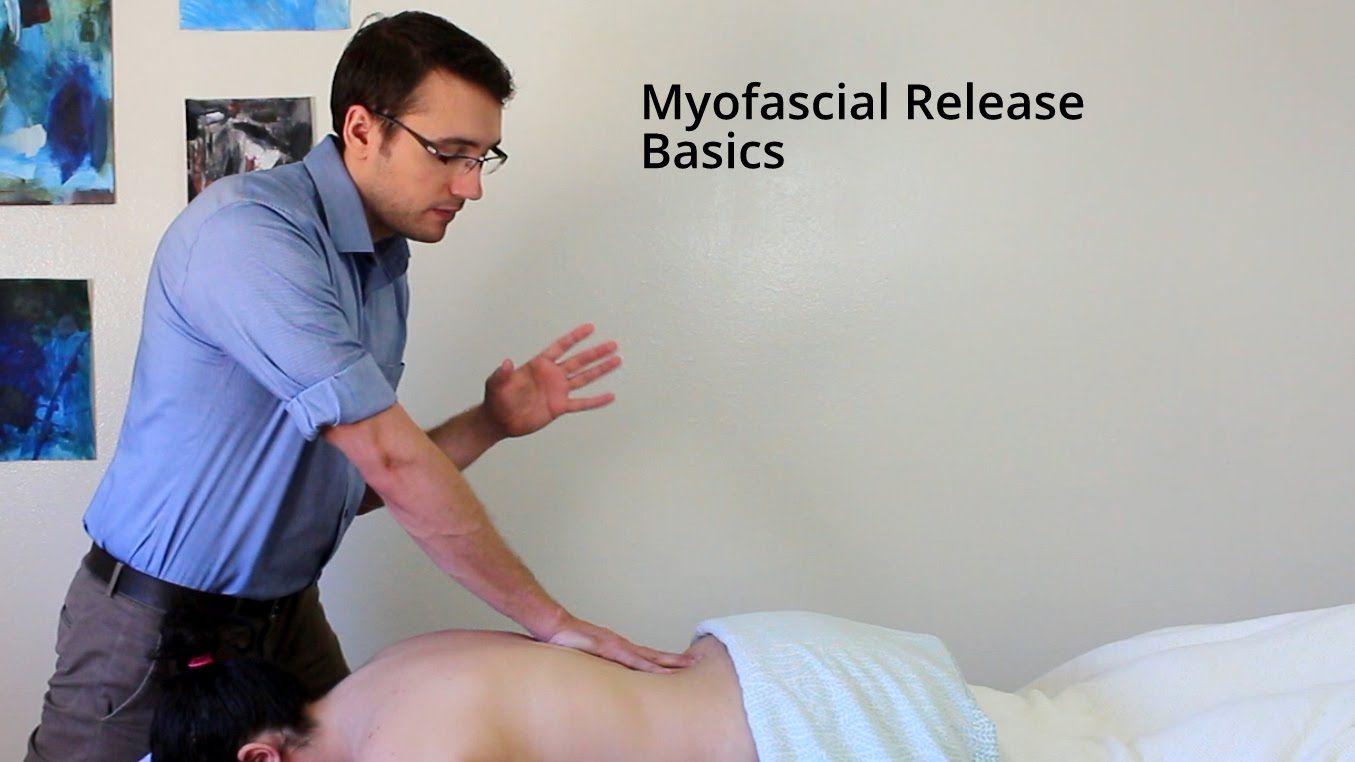 Massage Tutorial: Myofascial Release basics (sloth-style) - YouTube
