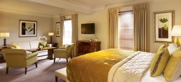 Bedroom At The Arden Hotel With Images Small Luxury Hotels