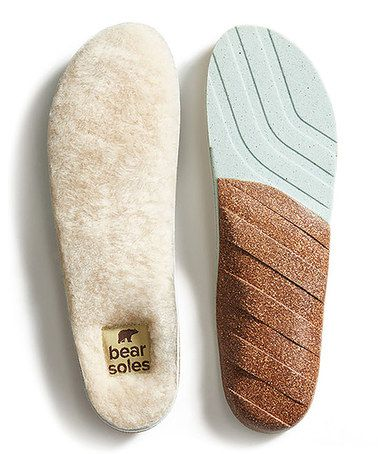 Another great find on #zulily! Bear Soles Natural Sheepskin Footbed #zulilyfinds