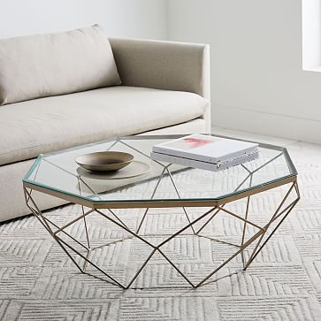 West Elm Origami Coffee Table