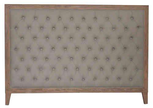 Topattu sängynpääty 180 cm (DT 23) - Jean Vernet