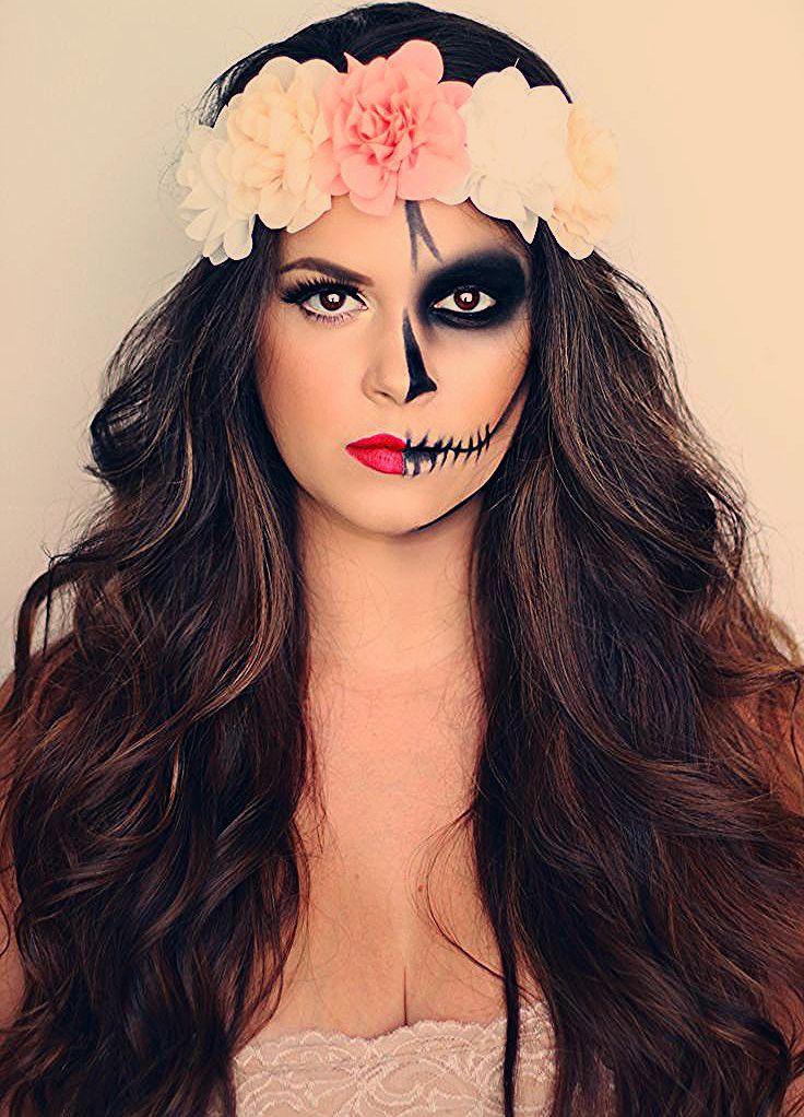 40 Makeup Halloween - Trucco per Halloween 40 idee