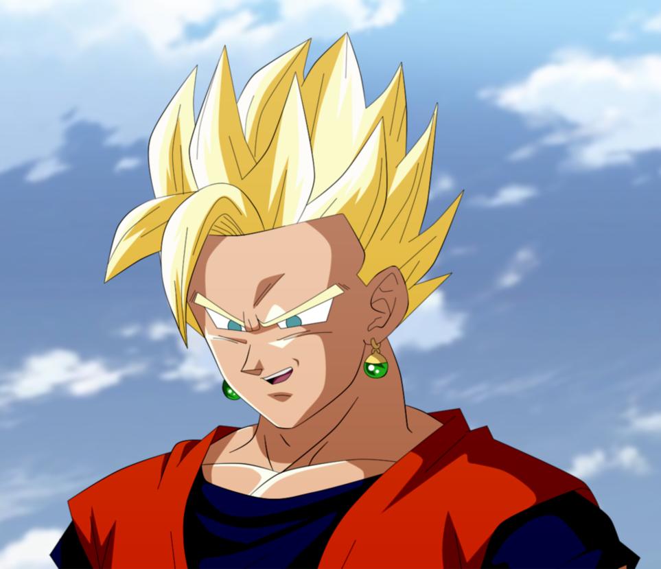 Super Saiyan Son Kuuhan By Everlastingdarkness5 Anime Dragon Ball Super Dragon Ball Super Goku Dragon Ball Super Art