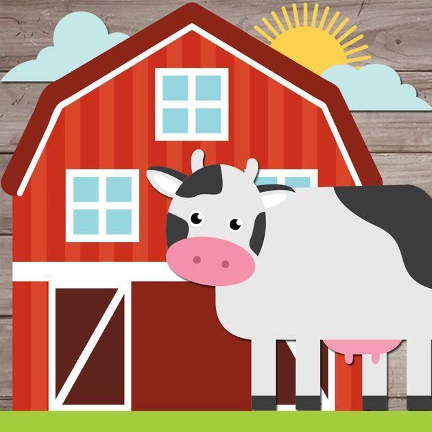 #NEW #iOS #APP Kids Farm Game - Erkay Uzun