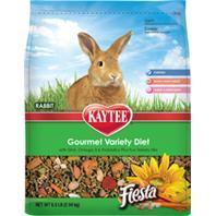 Kaytee Products Inc-Fiesta Max Rabbit Food 6.5 Pound