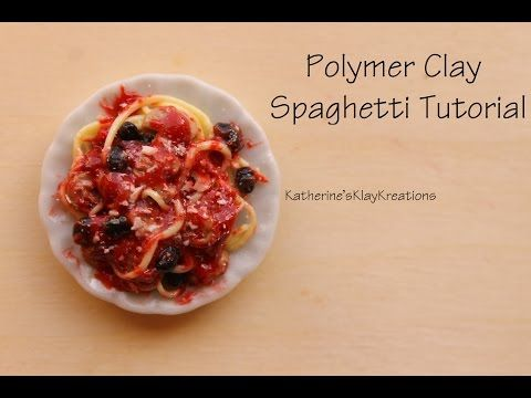 tutorial: miniature spaghetti