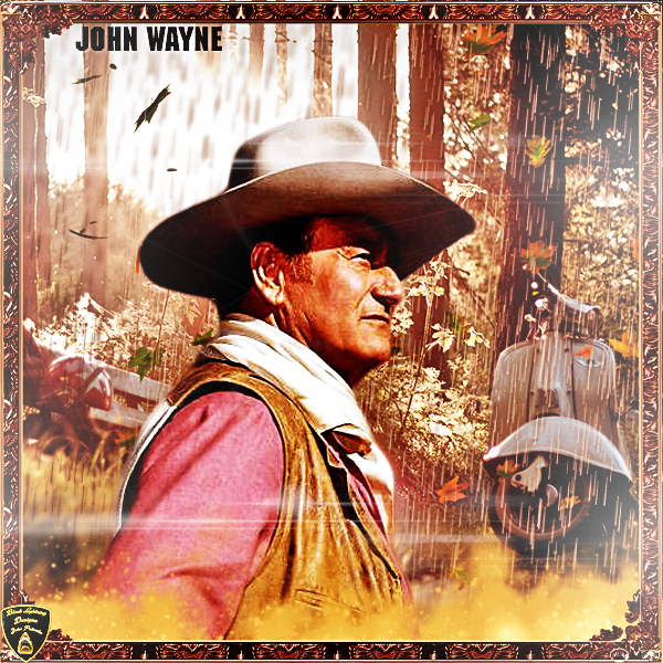 Continued Wave Of The Autumn Wave Set Hope Everyone Enjoys These Wallpapers Ive Done Black Lightning John Wayne John Wayne Black Lightning Wayne