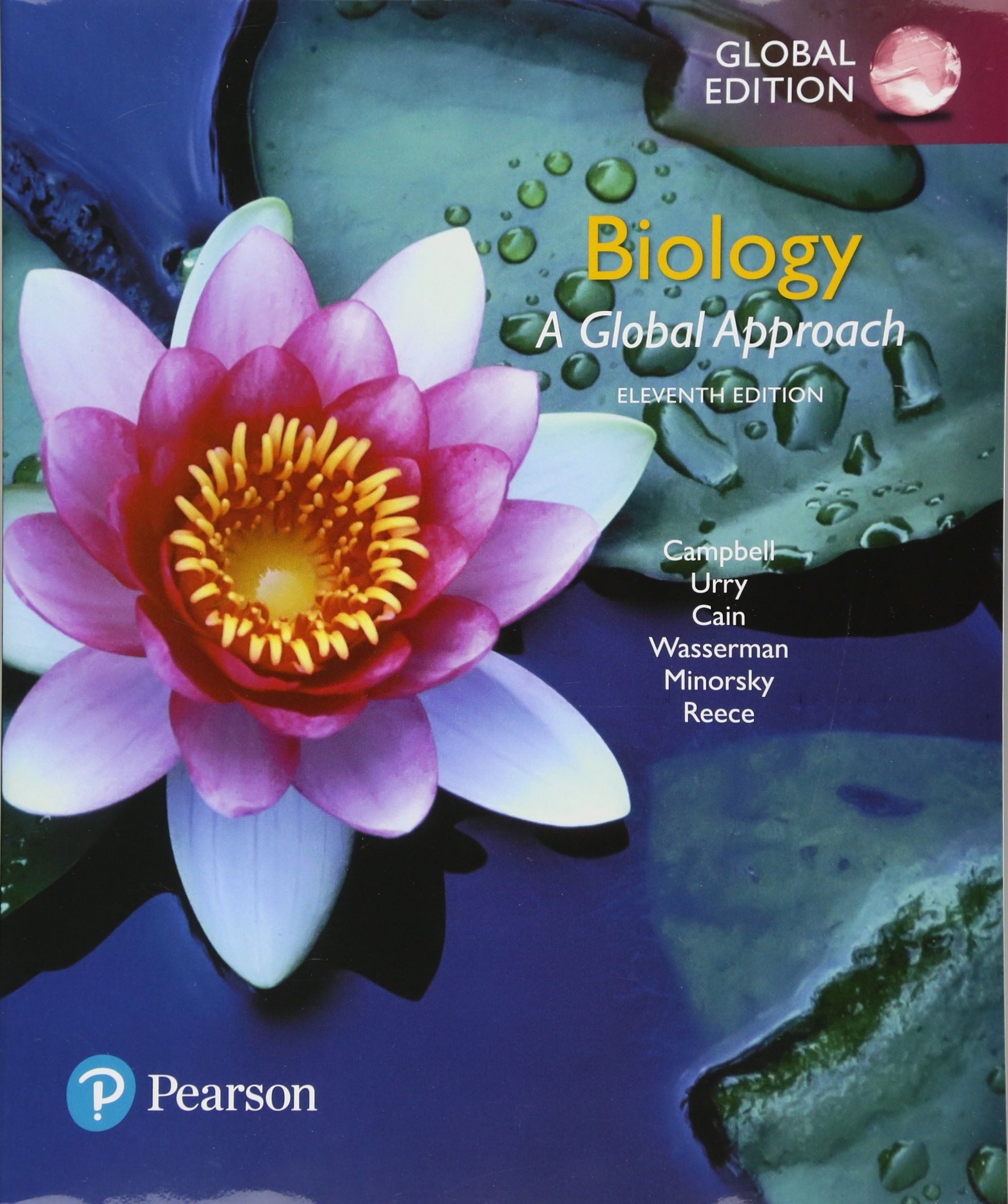 Biology A Global Approach 11th 11e Global Edition Campbell Biology Textbook Campbell Biology Biology