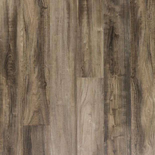 Ombre Gray Rigid Core Luxury Vinyl Plank Cork Back Luxury Vinyl Plank Waterproof Flooring Vinyl Plank