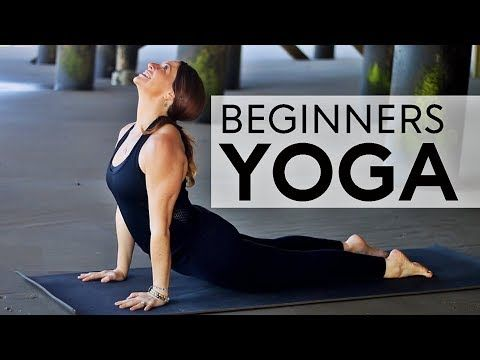 20 minute hatha yoga for beginners  fightmaster yoga