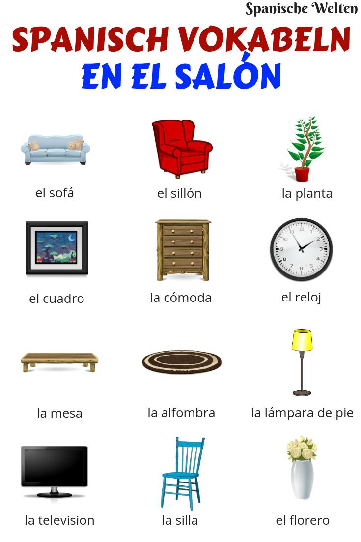 Information Spanisch