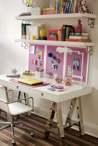 Ideal para trabajos manuales Deco_Homeoffice Pinterest
