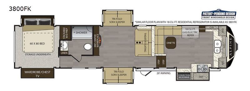 Sierra Fifth Wheels By Forest River Rv Rv Forest River Rv