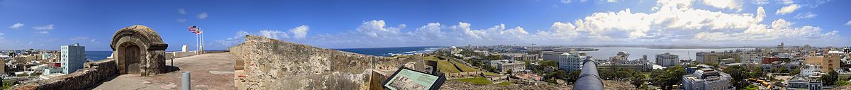 San Juan National Historic Site - Wikipedia, the free encyclopedia