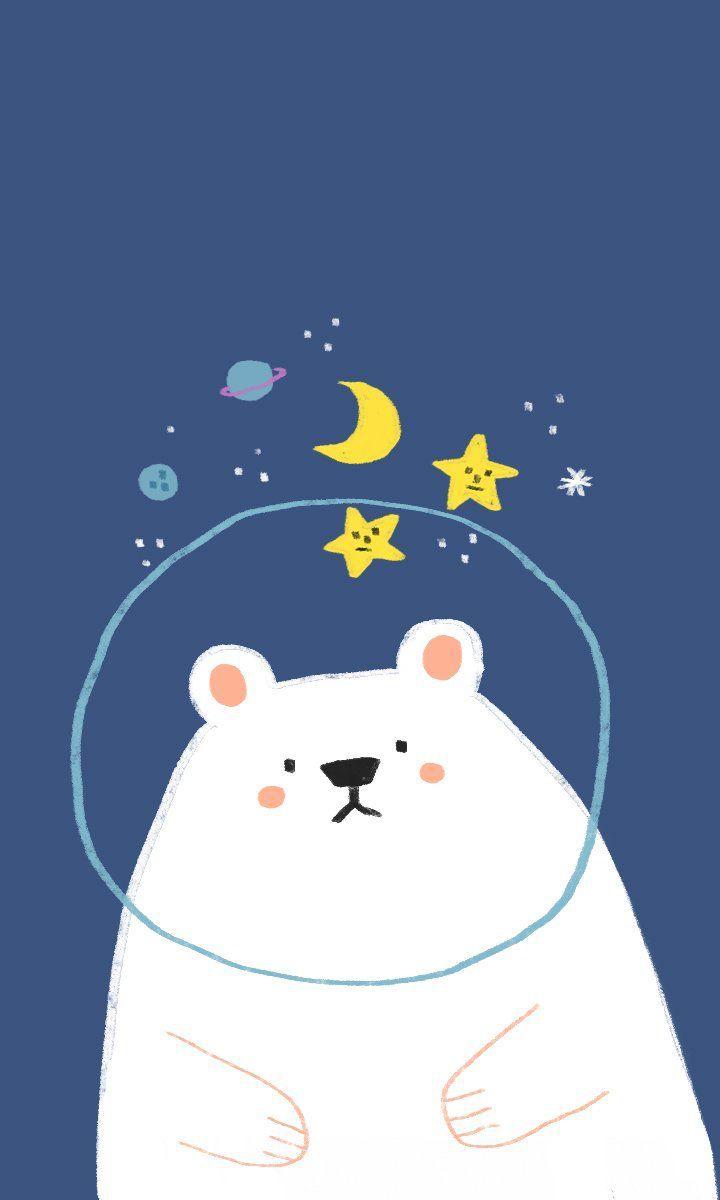 Iphone Wallpaper Quotes From Uploaded By User Ilustrasi Lukisan Ilustrasi Karakter Wallpaper Lucu