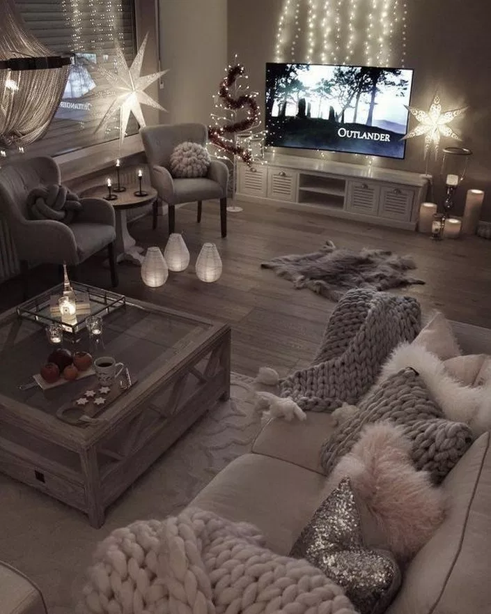 64 Beautiful Farmhouse Tv Stand Design Ideas And Decor Living Room Designs Cozy Living Rooms Living Room Inspiration