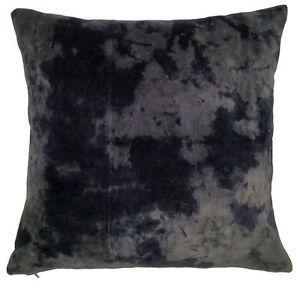 Designer Tie Dye Grey Color Cushion Cover Pillow 18x18  45x45cm Home Furnishing | eBay