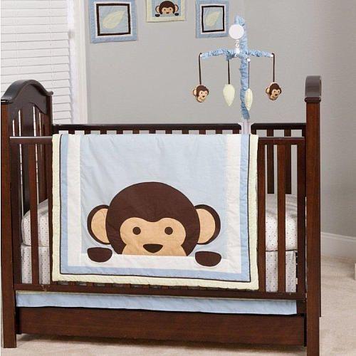 Pam Grace Creations 10 Piece Crib Bedding Set Maddox