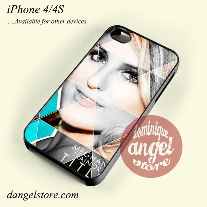 Meghan Trainor Title Phone case for iPhone 4/4s and another iPhone devices
