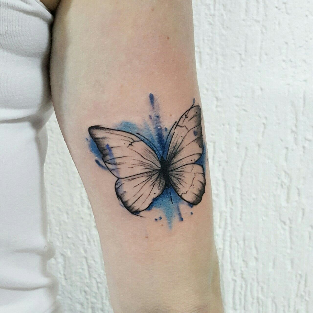 The o jays butterfly tattoos and clothes on pinterest - Tattoo
