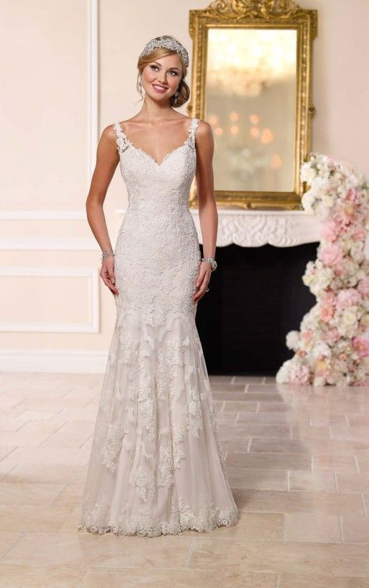 Stella York wedding gown style 6247 available at Carrie Karibo ...