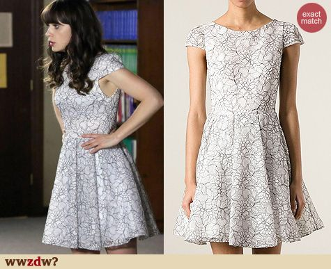 Zooey deschanel style dresses for Zooey deschanel wedding dress