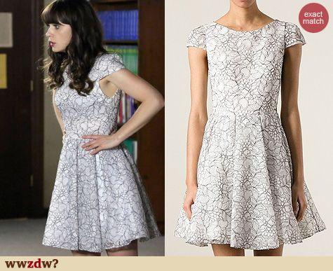 Zooey deschanel style dresses for Zooey deschanel wedding dress