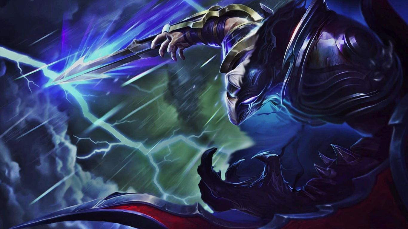 Shockblade zed and nocturne