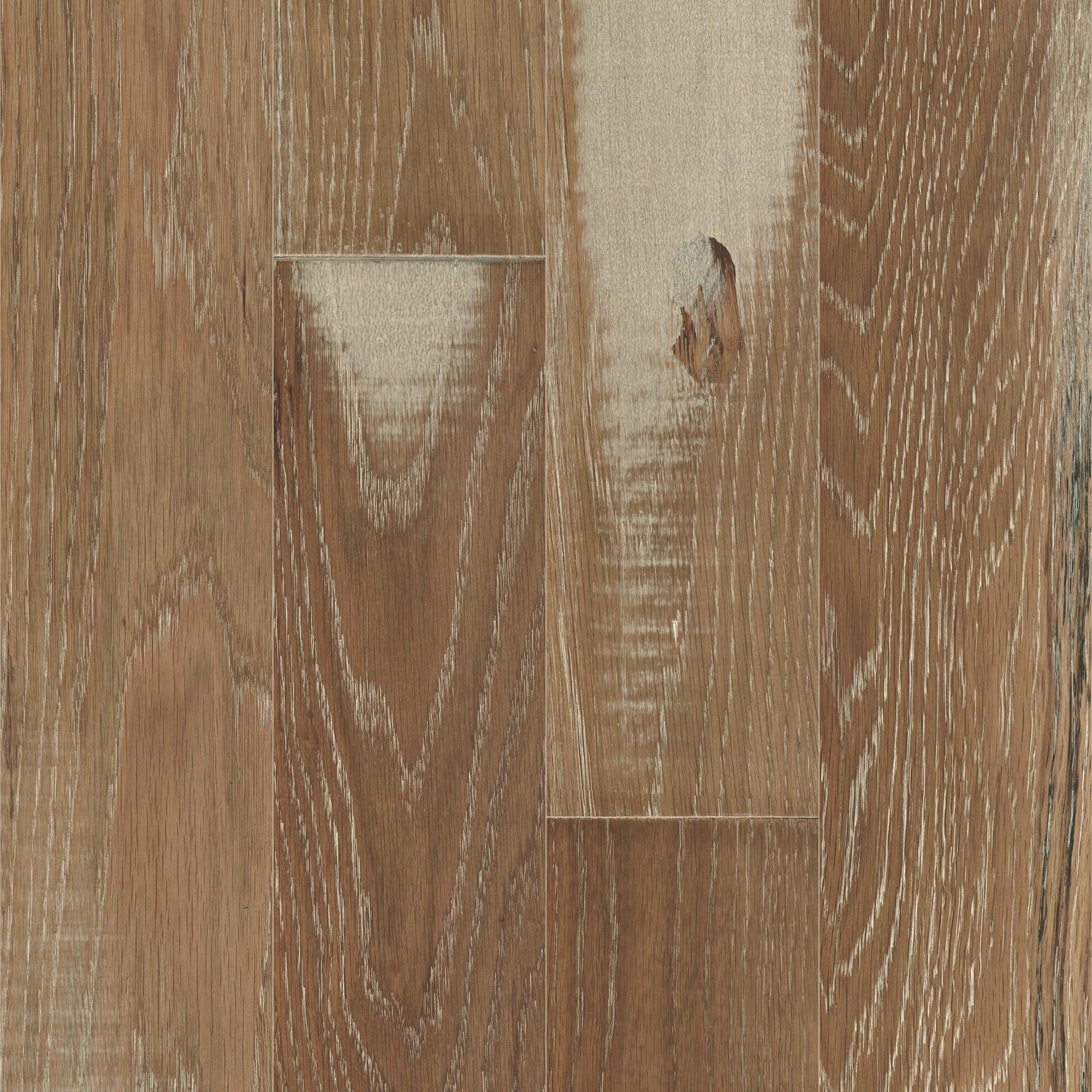 """Mullican Castillian Oak Latte 5"""" Wide Solid Hardwood"""