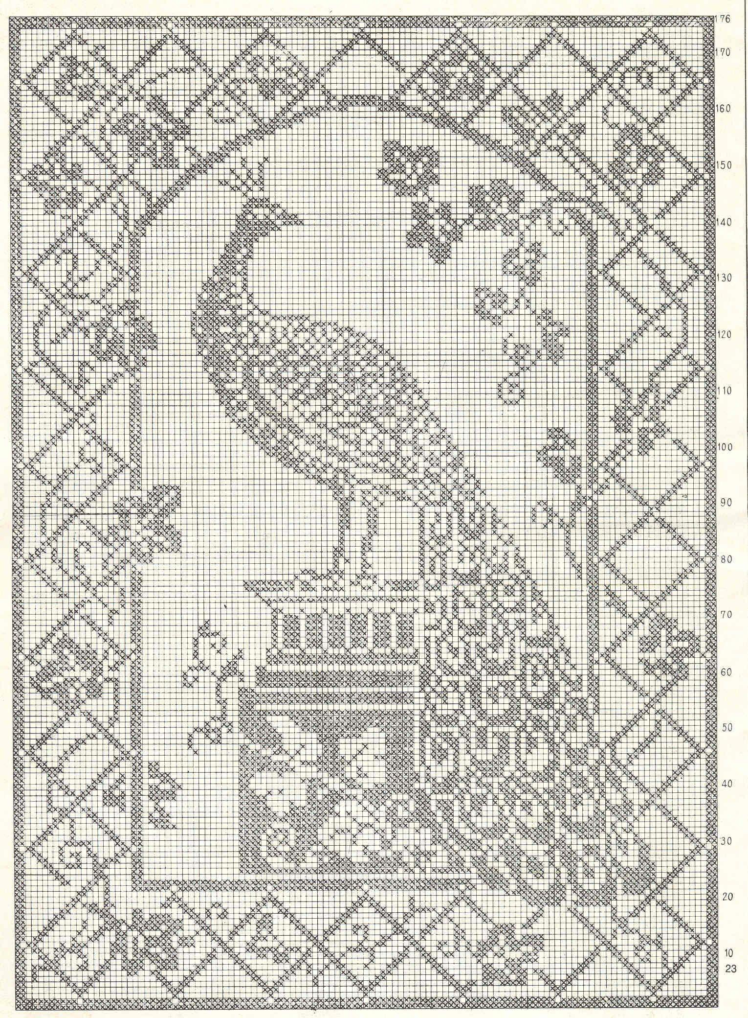 paon.jpg #crochet | Tejidos | Pinterest