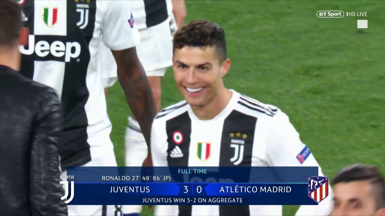 Cristiano Ronaldo Vs Atletico Madrid 2019 Hd 1080i English Commentary Youtube Ronaldo Cristiano Ronaldo Ronaldo Goals