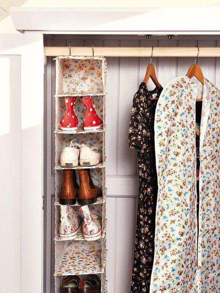 Vestidores para guardar y almacenar   Prendas de ropa