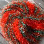 Photo of Das schmutzige Geschirr bekämpfen: Reinigungsschwamm stricken