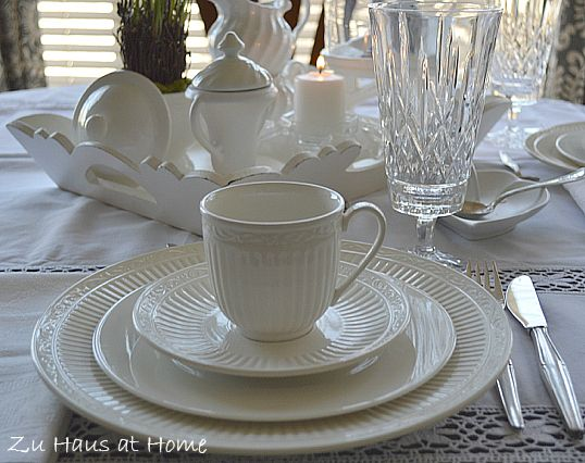 this is my everyday china except that i use the square plates italian countryside by