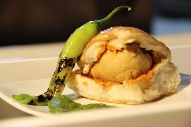 1. VADA PAV, INDIA: Ask any Mumbaikar what they miss about home when they're away and they'll inevitably mention vada ...
