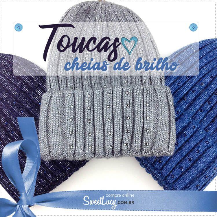 04136f24768a4 Toucas femininas lindas! Encontre toucas de frio na Sweet Lucy   AmoSweetLucy  modafeminina
